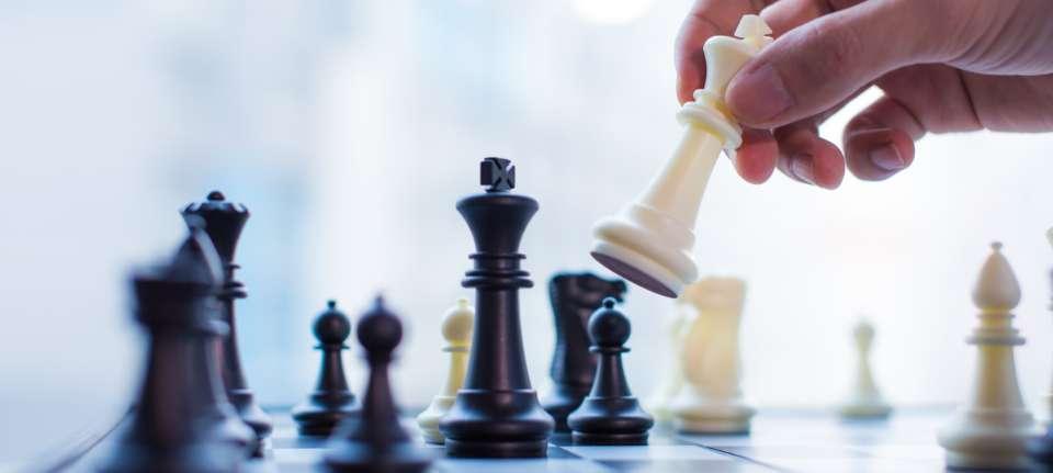 Les échecs, jeu de statégie